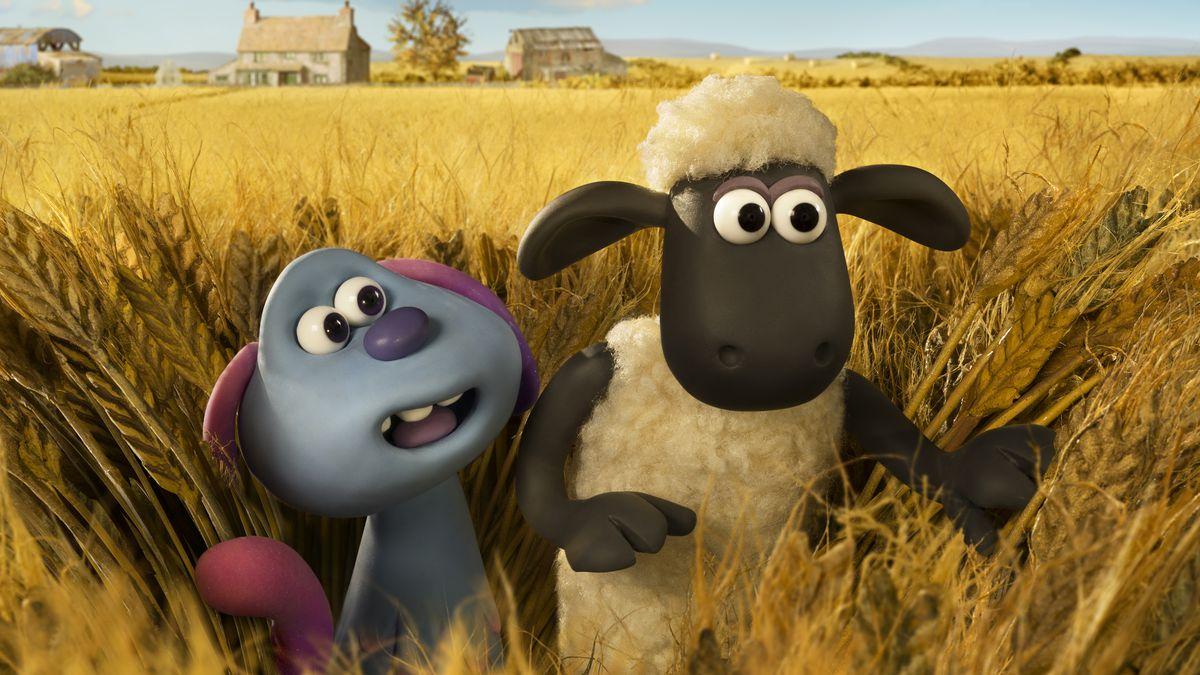 A Shaun the Sheep Movie: Farmageddon Review